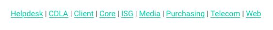 Example screenshot of a WordPress Bookmark Links Submenu